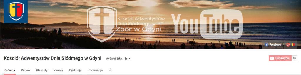 Logo ADS Gdynia - YouTube